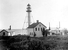 Manitou Island Light Station